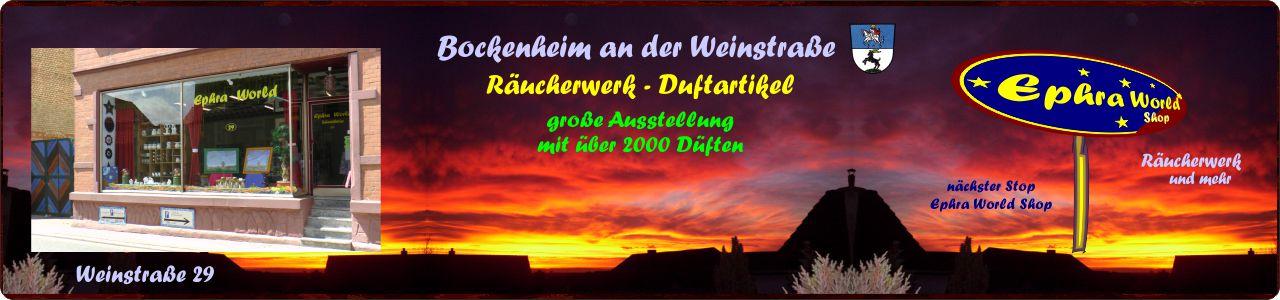 Ephra World Shop - Bockenheim an der Weinstraße