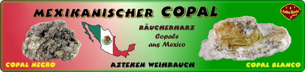 Copal Räucherharz Mexiko - Räucherwerk