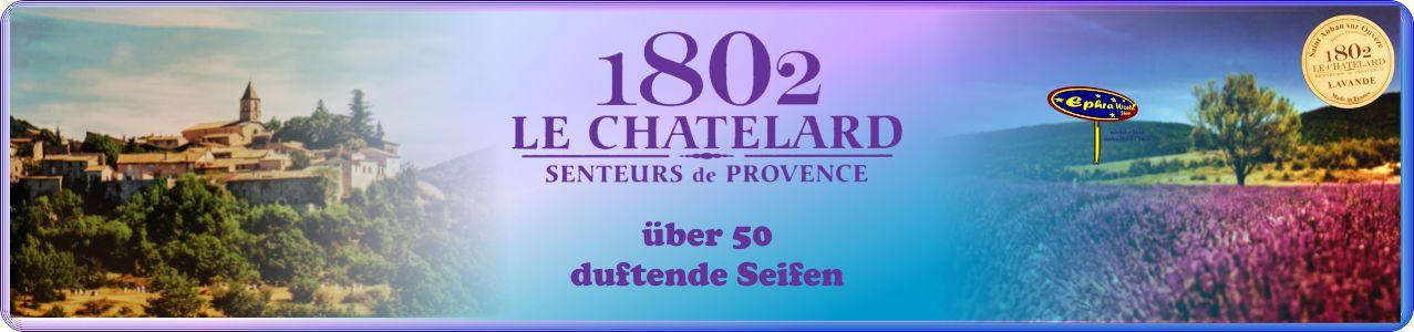 Le Catelard 1802 - französische Seifen, Lavendel & Duftartikel - Ephra World Seifen Shop
