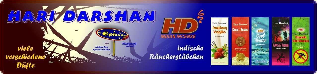 Hari Darshan Räucherstäbchen