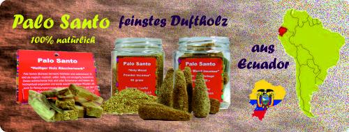 Palo Santo Heiliges Holz Räucherwerk