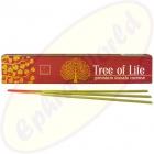Balaji Tree Of Life indische Masala Räucherstäbchen