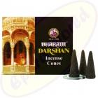 Bharath Darshan Asoka Räucherkegel