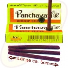 bic Panchavati Dhoop Sticks Mini 20er