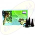 indische Räucherkegel Darshan Coconut - Räuchekerzen