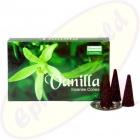 Darshan Vanilla Räucherkegel - Räucherkerzen