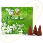 Flute Brand Jasmine indische Räucherkegel