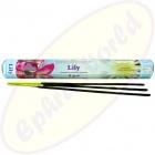 Flute Lily indische Räucherstäbchen