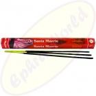 Flute Brand Santa Muerte indische Räucherstäbchen