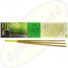 Goloka Aromatherapy Lemon Grass indische Masala Räucherstäbchen