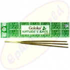 Goloka Nature´s Basil indische Masala Räucherstäbchen