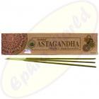 Goloka Organica Astagandha indische Masala Räucherstäbchen
