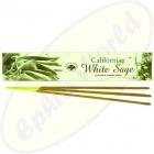 Green Tree Californian White Sage Masala Räucherstäbchen