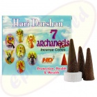 Hari Darshan 7 Arcangels Räucherkegel