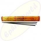 HEM Cedar indische Räucherstäbchen