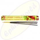 HEM Cherry Vanilla indische Räucherstäbchen