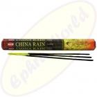 HEM China Rain indische Räucherstäbchen