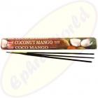 HEM Coconut Mango indische Räucherstäbchen