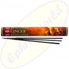 HEM Ginger indische Räucherstäbchen