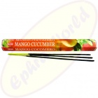 HEM Mango Cucumber indische Räucherstäbchen