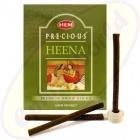 HEM Precious Heena Dhoop Sticks 75g