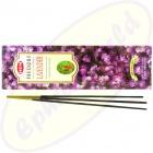 HEM Precious Lavender 100er indische Räucherstäbchen