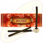 HEM Soham Rose indische Dhoop Sticks