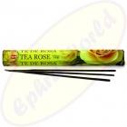 HEM Tea Rose indische Räucherstäbchen
