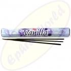 HEM Vanilla indische Räucherstäbchen