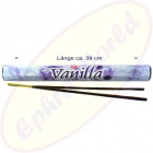 HEM Vanilla indische XL Räucherstäbchen