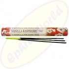 HEM Vanilla Raspberry indische Räucherstäbchen