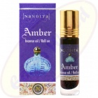 Nandita Amber Incense Oil - Parfüm