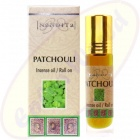 Nandita Patchouli Incense Oil - Parfüm Roll On