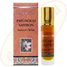 Nandita Patchouli Saffron Incense Oil - Parfüm Roll On