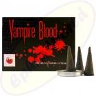 Nandita Devils Garden Vampire Blood indische Premium Räucherkegel