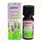 Pajoma Lavendel-Lemonengras Parfümöl - Duftöl
