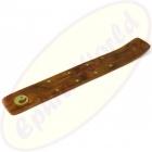 Räucherstäbchenhalter Holz Motiv Yin Yang