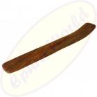 Räucherstäbchenhalter Holz natur
