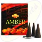SAC Amber indische Räucherkegel
