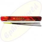 SAC Amber indische Räucherstäbchen