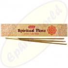Sandesh Spiritual Flora indische Masala Räucherstäbchen