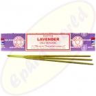 Satya Lavender indische Masala Räucherstäbchen