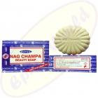 Satya Sai Baba Nag Champa Beauty Soap 75g