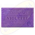 Le Chatelard 1802 Savon de Marseille Pflegeseife 100g Veilchen