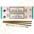 Stamford Natural Dhoop Sticks 4 x 8 Stück
