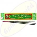 Aravinda´s Sugandha Shringar Gold indische Flora Räucherstäbchen