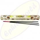 Tulasi Coconut Räucherstäbchen