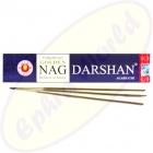 Vijayshree Golden Nag Darshan indische Masala Räucherstäbchen