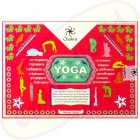 Zed Black Chakra Yoga Masala Räucherstäbchen 12er Pack
