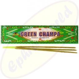 Anand Green Champa 70g Masala Räucherstäbchen